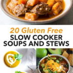 pin for gluten free soups