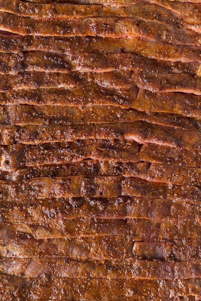 strips of steak