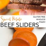 pin for whole30 beef sliders