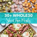 alternate pin for whole30 sheet pan meals