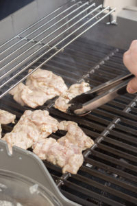 grilling dijon chicken thighs