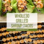 pin for grilled shrimp tacos