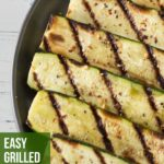 pin for grilled zucchini