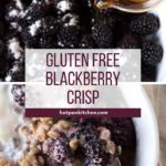 pin for blackberry crisp