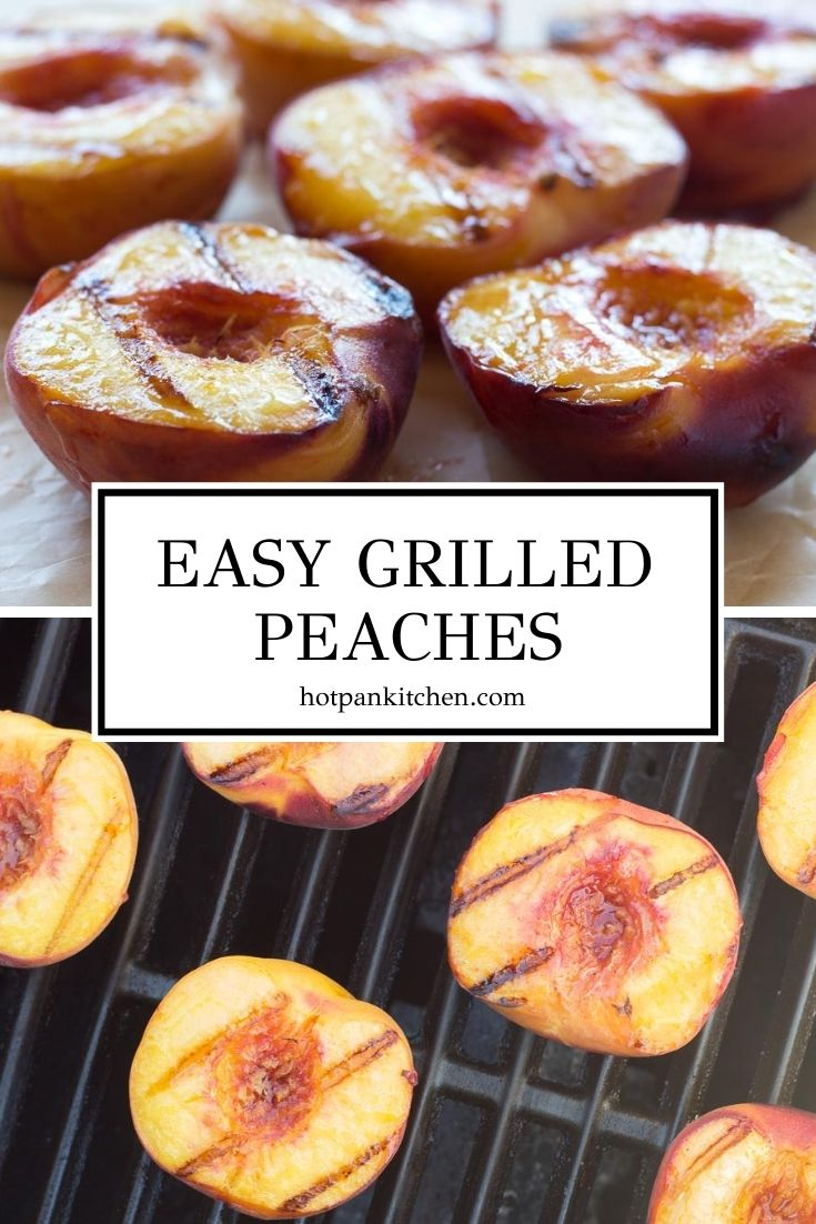 pin for grilled peaches