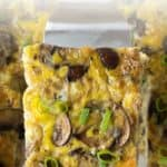 pin for sausage egg breakfast casserole
