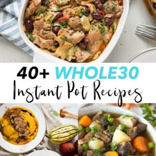 pin for whole30 instant pot recipes